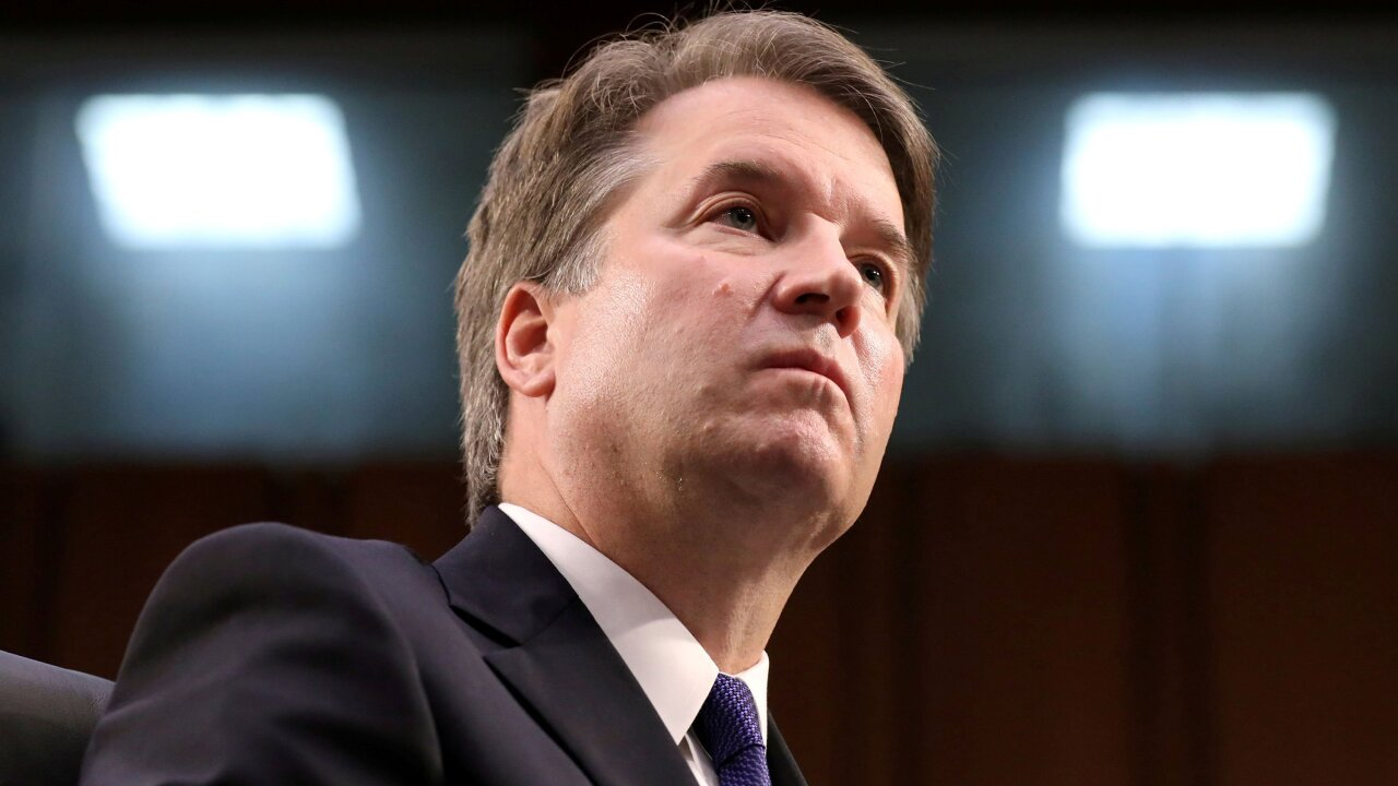 Brett Kavanaugh delivers first major speech at conservative Federalist Society gala