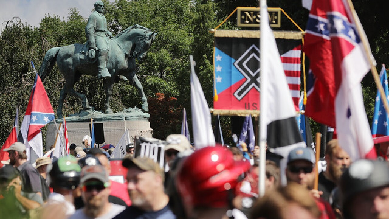 Hate groups on the rise including incidents involving Jews in Wisconsin