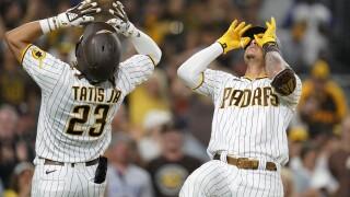Astros Padres Baseball