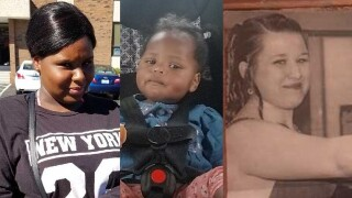 Missing Bowling Green Teens, Baby Found