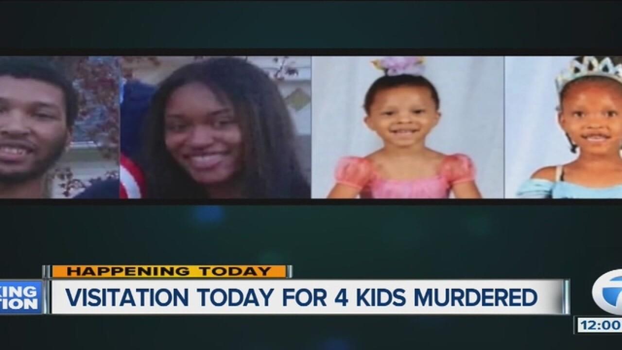 Mother's statement read after children murdered