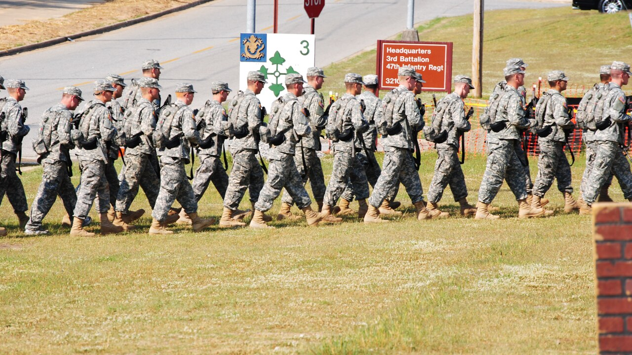 Army to cut 40,000 troops by2017