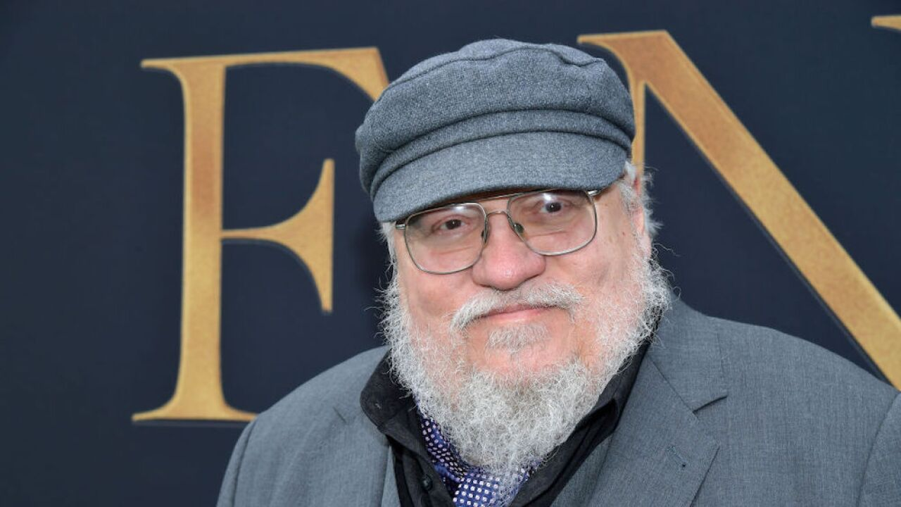 George R.R. Martin shoots down latest 'Game of Thrones' rumor