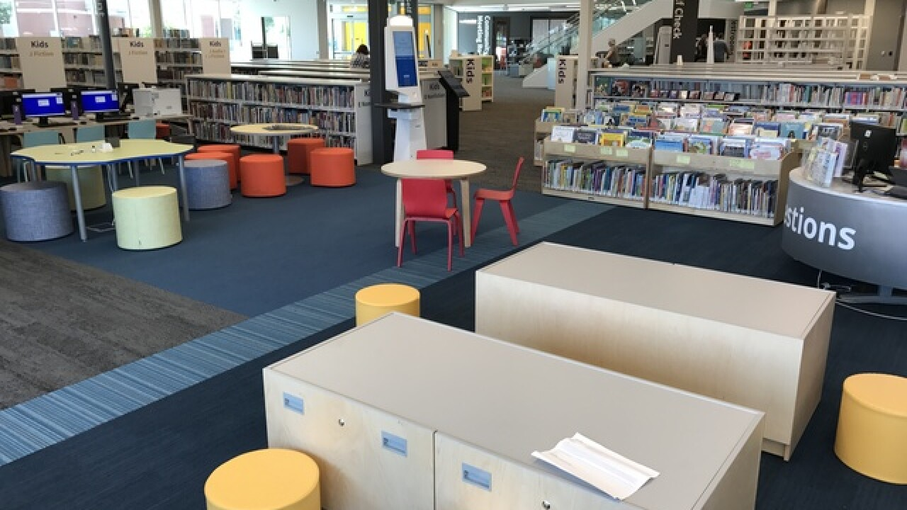 Newest Johnson County library opens Sunday