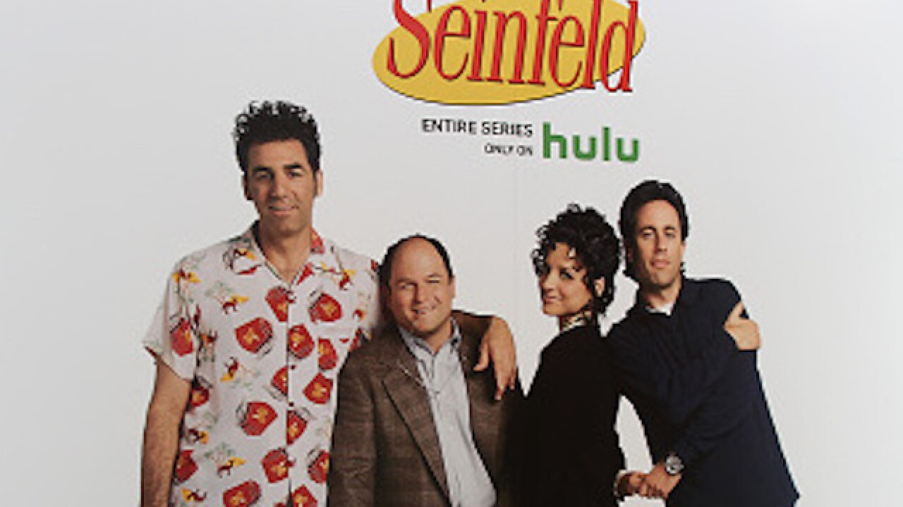 A Seinfeld reunion? Not quite, but close enough