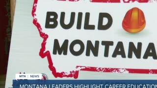 State leaders highlight importance of trades career education