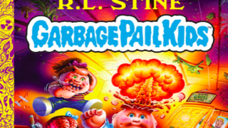 'Goosebumps' Author R.L. Stine Is Releasing A New Book Series Based On The Garbage Pail Kids