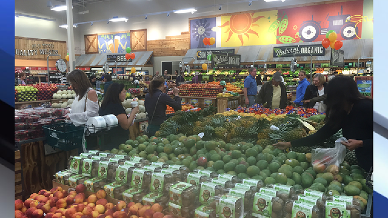 Sprouts Farmers Market opens in Carrollwood