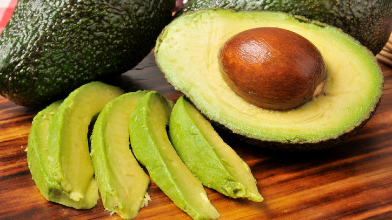 FDA: Avocados should be thoroughly washed before eating to avoid listeria