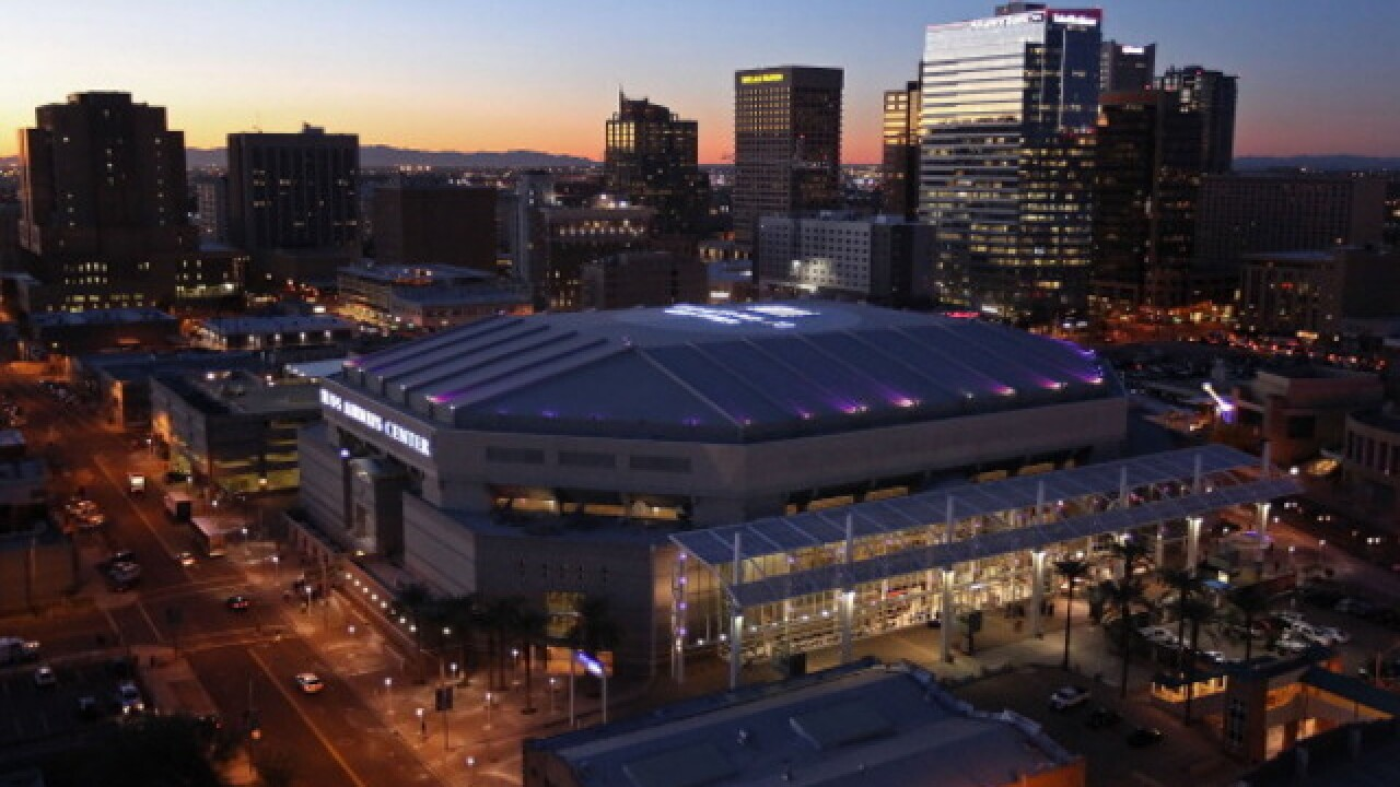 PHX to vote on $150M for Suns arena renovation
