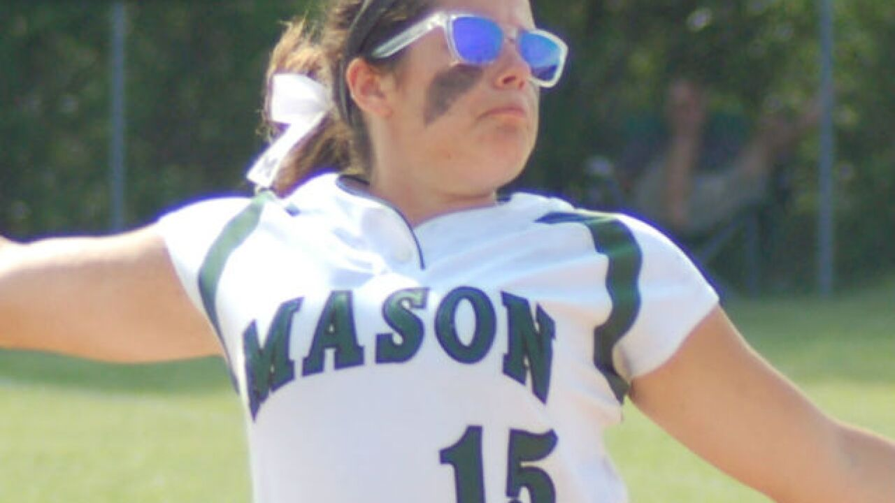Mason's Elle Buffenbarger receives heartwarming support from opposing teams after her surgery