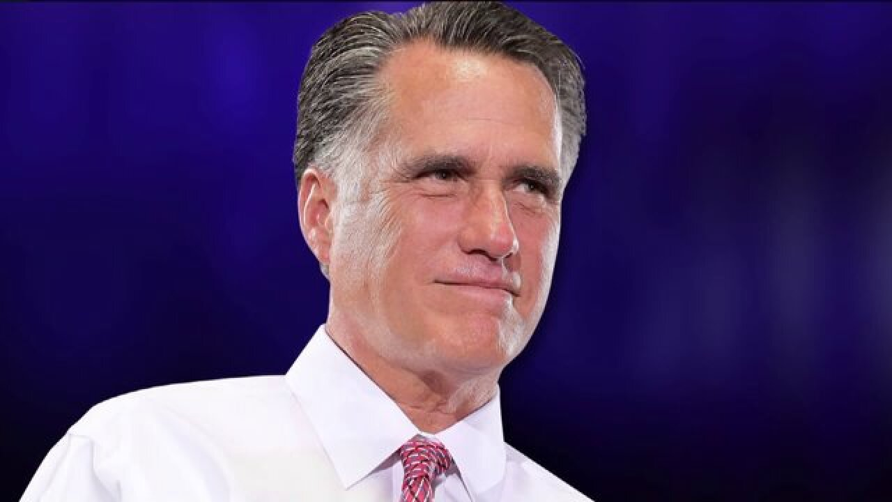 Political expert offers insight after Mitt Romney meets to discuss third-party candidate