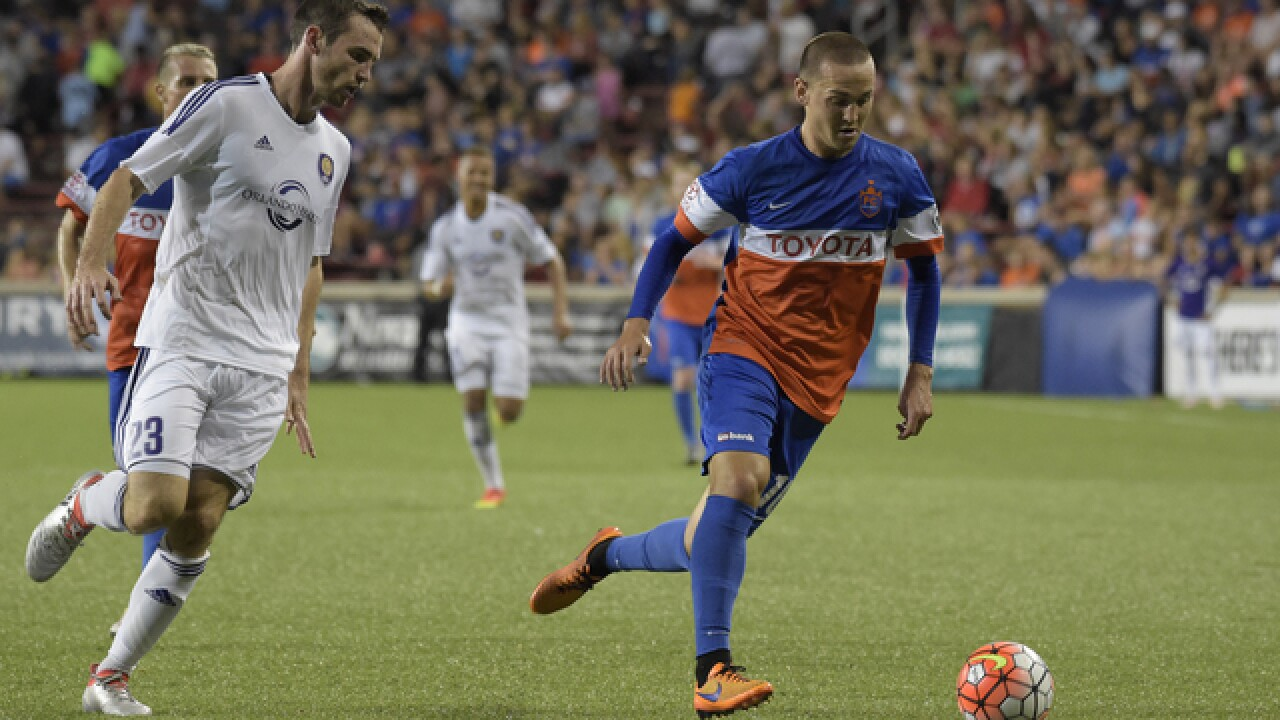 So who's that new guy playing for FC Cincinnati?