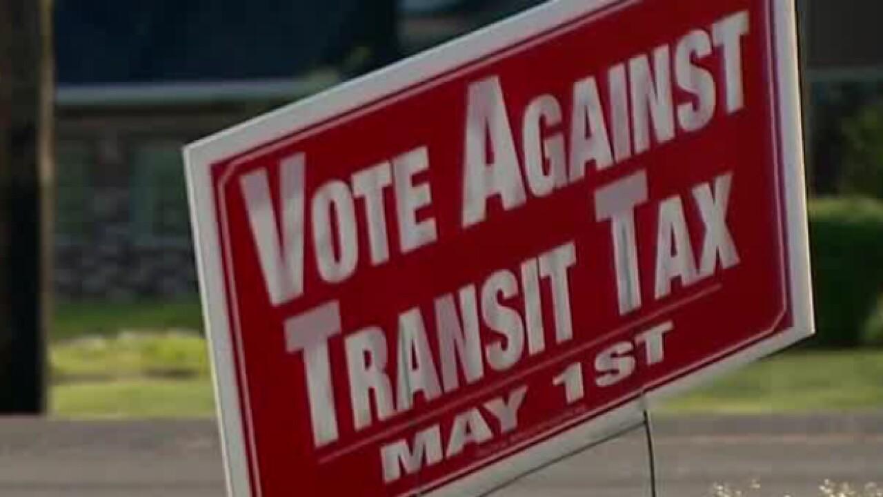 What's Next? Nashville Transit Plan Fails In Referendum