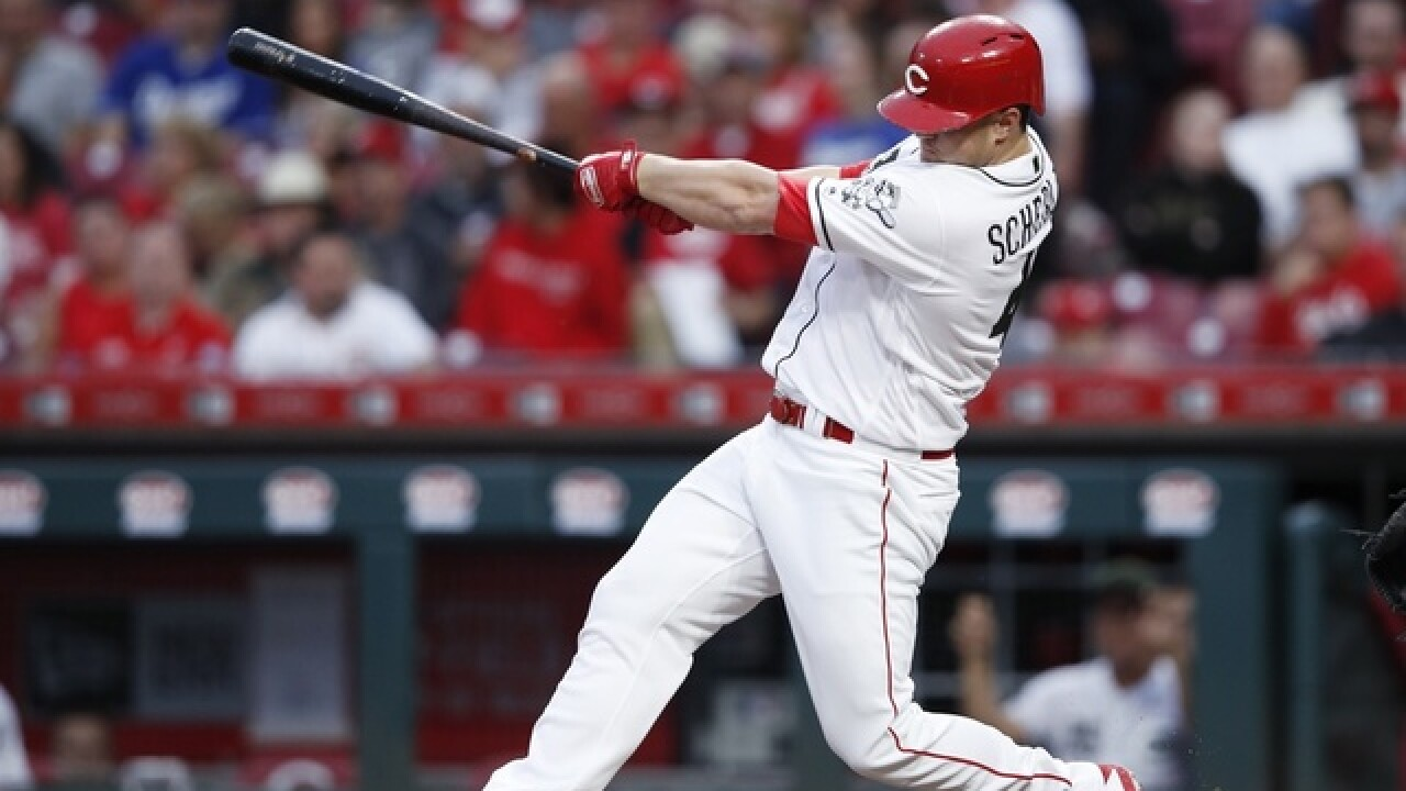 Dodgers drop to 0-6 against Reds with 3-1 loss