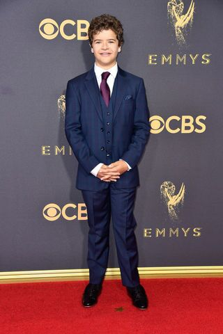 Celebrities at the 2017 Emmys
