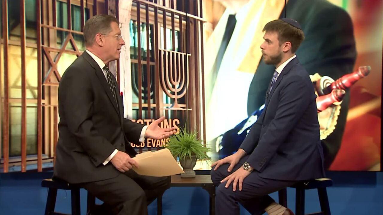 3 Questions with Bob Evans: Rabbi Sam Spector of Congregation KolAmi
