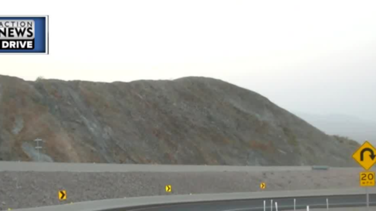 Interstate 11 bypass set to open today