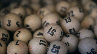 He played the same lottery numbers for 20 years. He just won $60 million