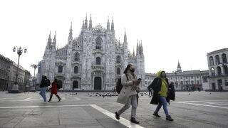 Italy suspends mortgage payments due to coronavirus outbreak