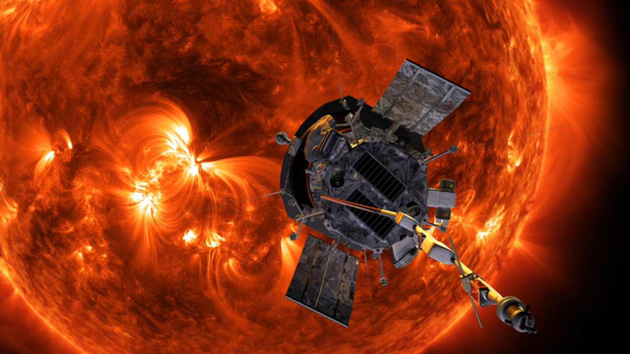 UA scientists helping send probe to the Sun
