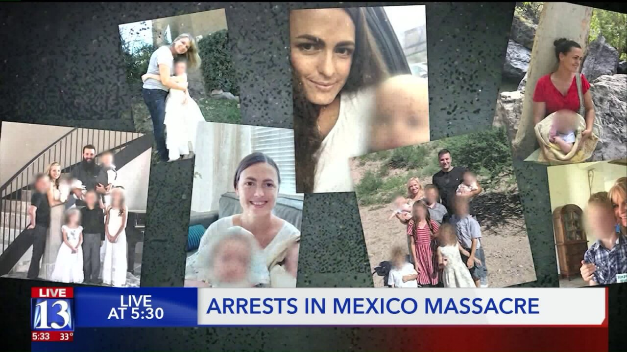 Family member speaks about arrests linked to Mexicomassacre