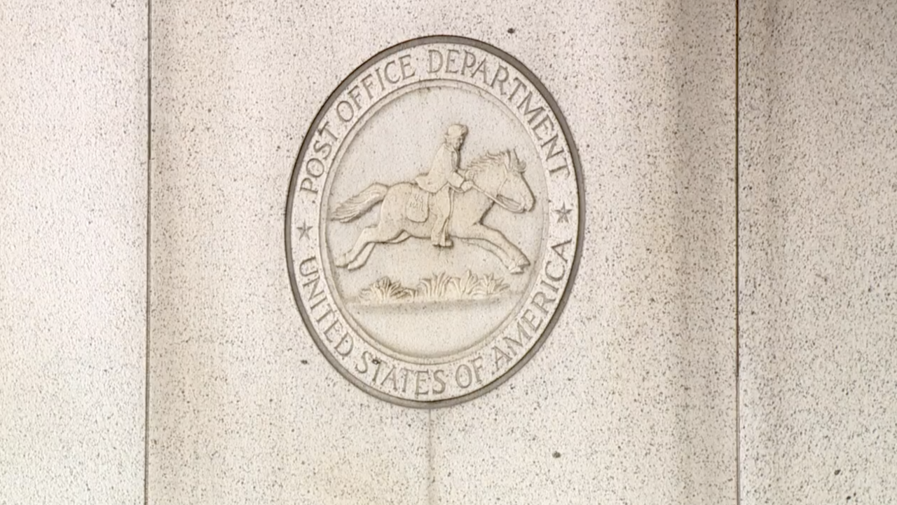 Post Office seal