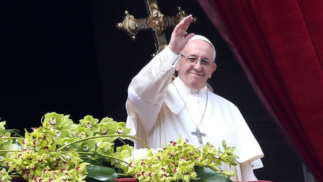 Pope Francis declares death penalty inadmissible, changing Church's stance