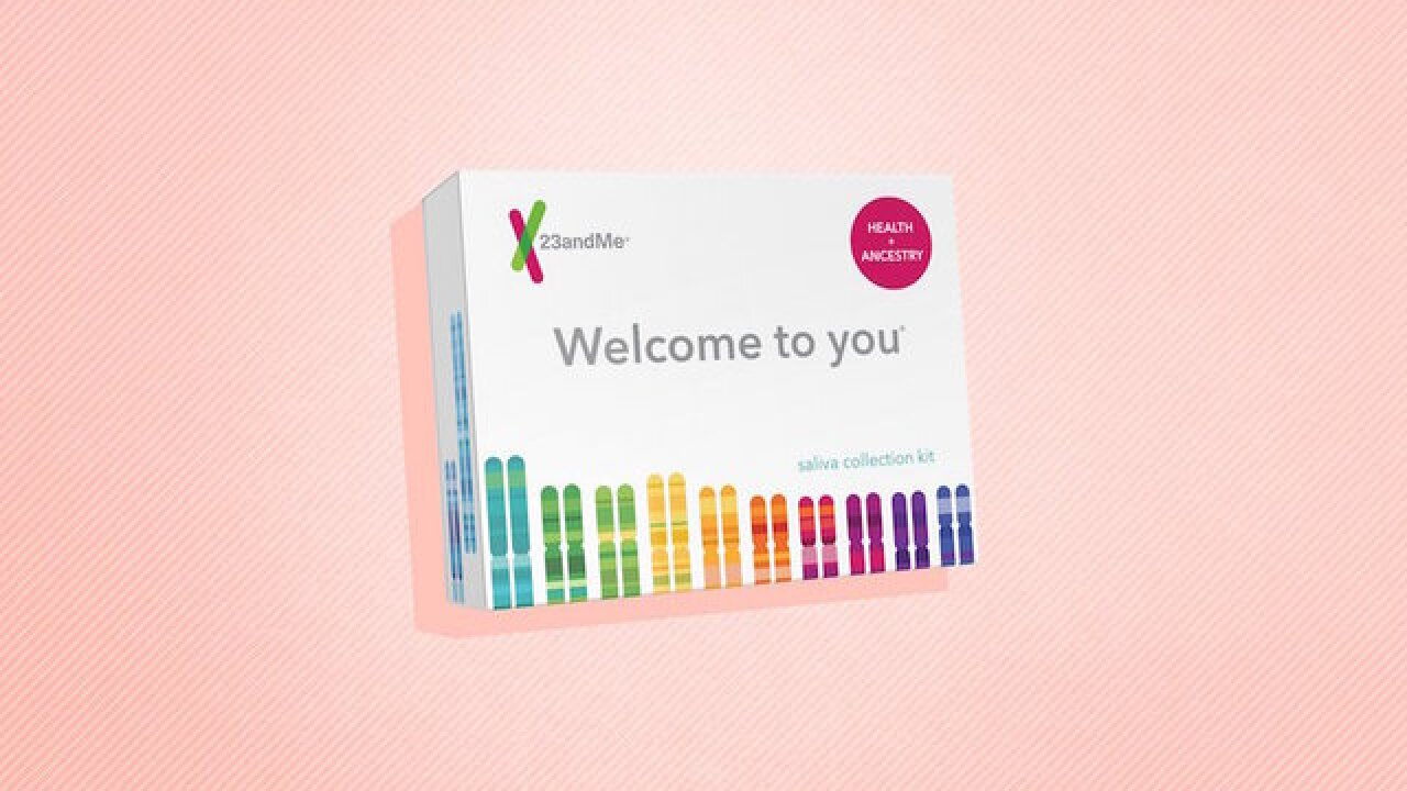 23andMe approved to sell kits that measure breast cancer risk