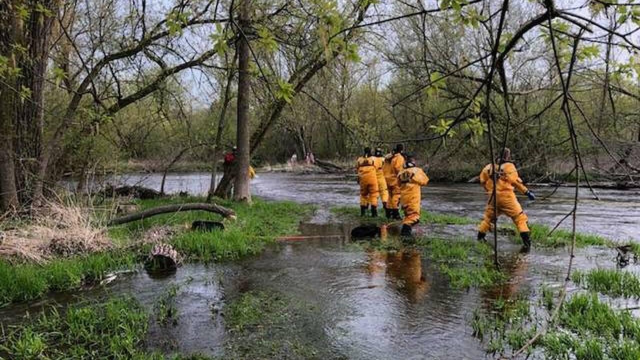 3 men in Grafton kayak incident rescued