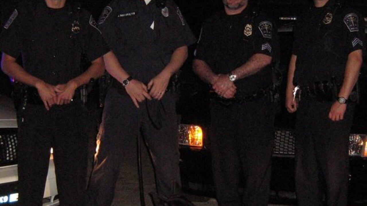 PHOTOS: Bloomington police K-9 Pongo dies