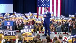 pete buttigieg denver