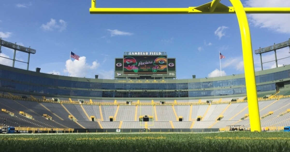 Packers open training camp Thursday