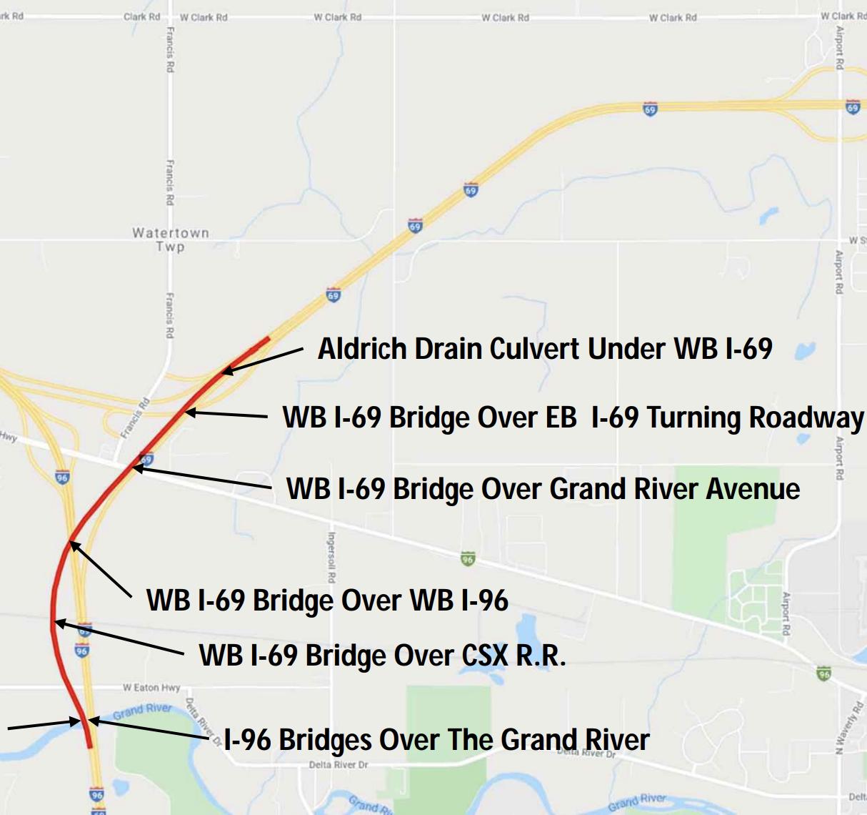 2021 MDOT Bridge Maintenance