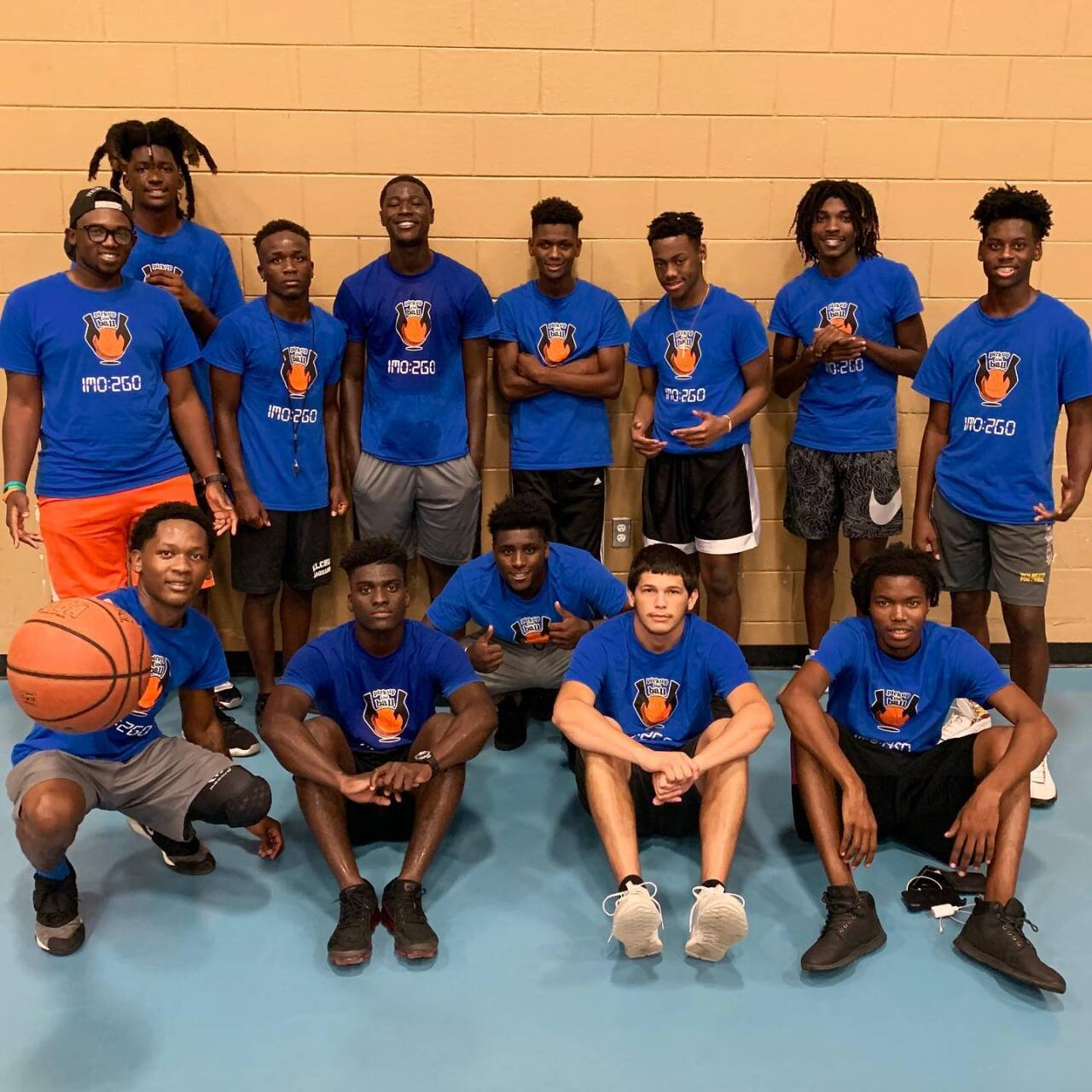 Pickup the Ball, Inc. supports young men through mentorship and basketball