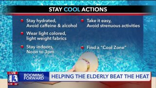 Booming Forward: How to beat theheat