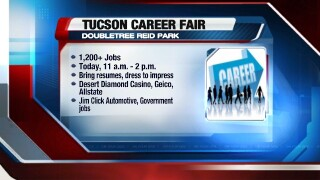 Jobertising hosting job fair on Tuesday at DoubleTree Hotel