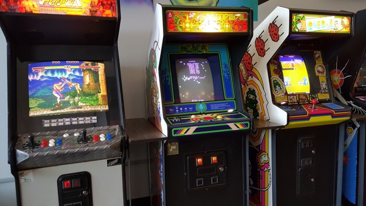 PHOTOS: Some of the best games at Tappers