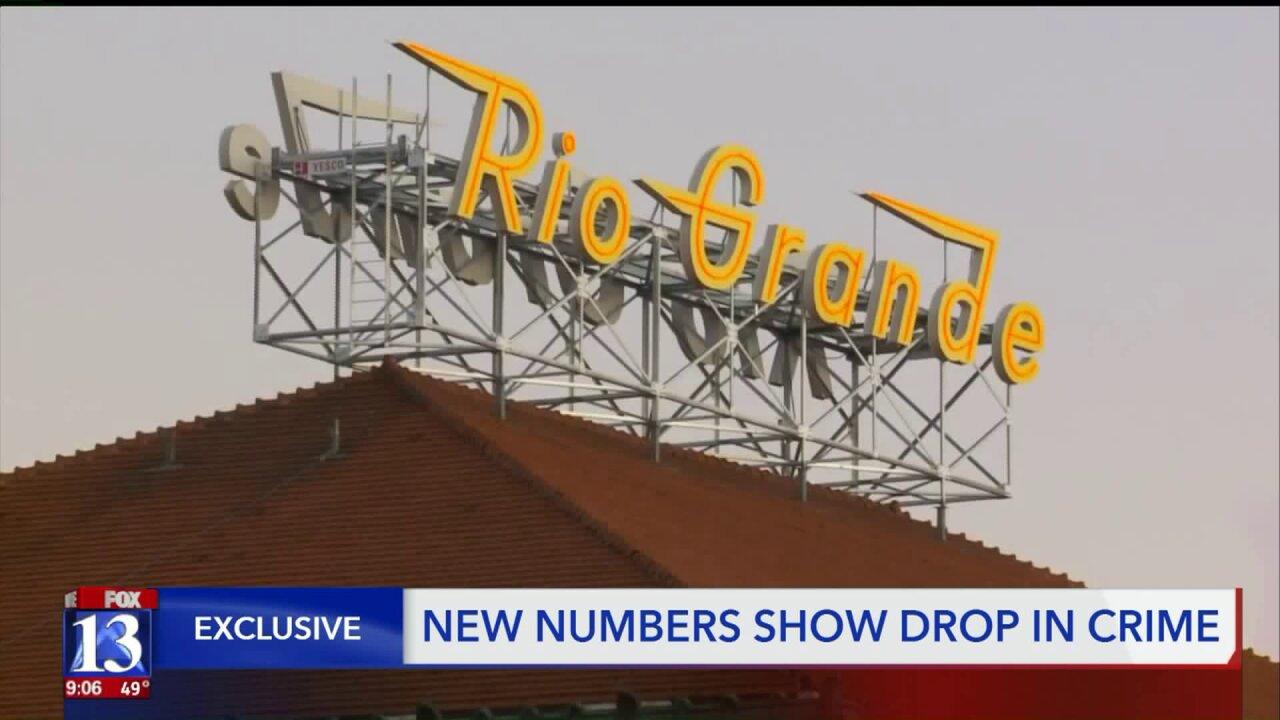 SLCPD credits 'Operation Rio Grande' for drop incrime