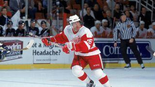 Pat Verbeek Red Wings jersey