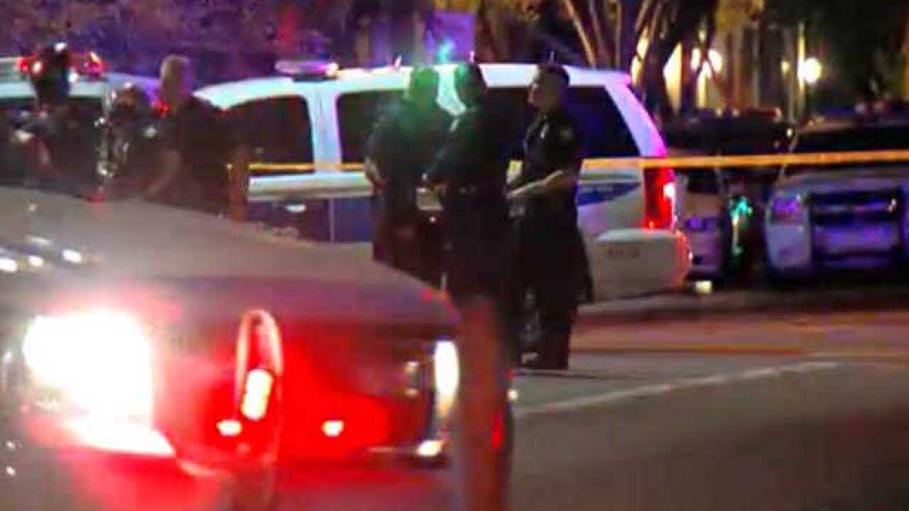 PD: 1 dead, 1 hurt in downtown PHX shooting