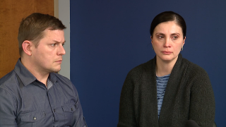 Couple claims Ohio day care bruised their son by holding him down because he wouldn't nap