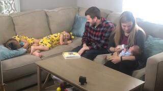 Three Ohio siblings with a rare blood disorder need bone marrow transplants