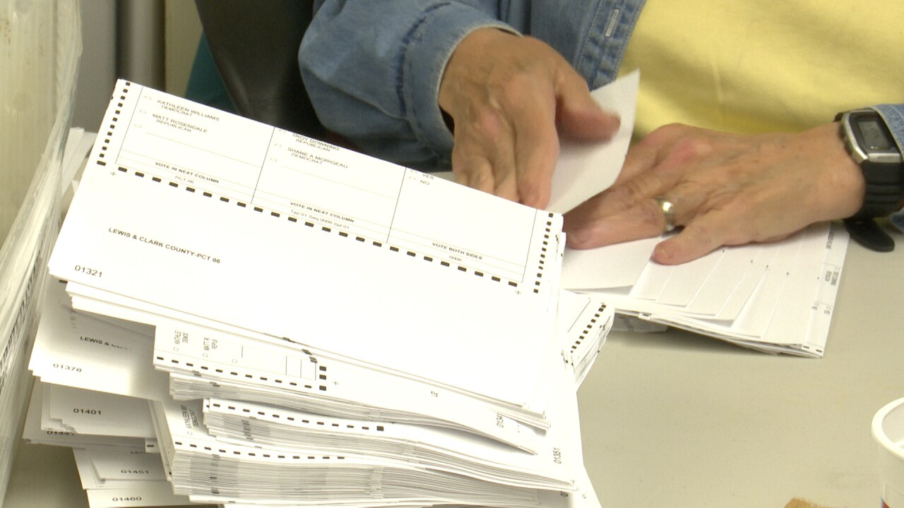 GOP candidates lobbied for all-mail ballots in MT's big GOP counties