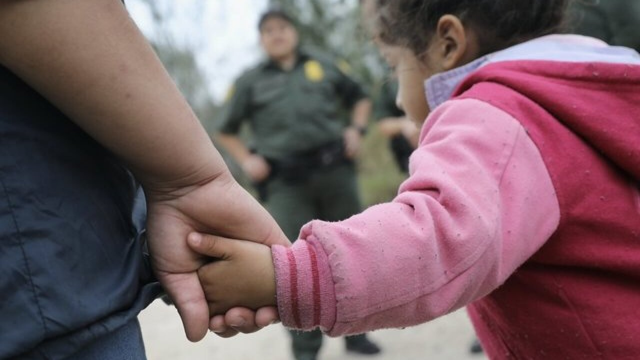 2,000 migrant children have been separated from their families. How did we get here?