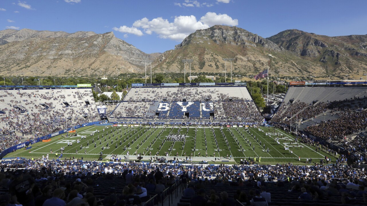 McNeese St BYU Football