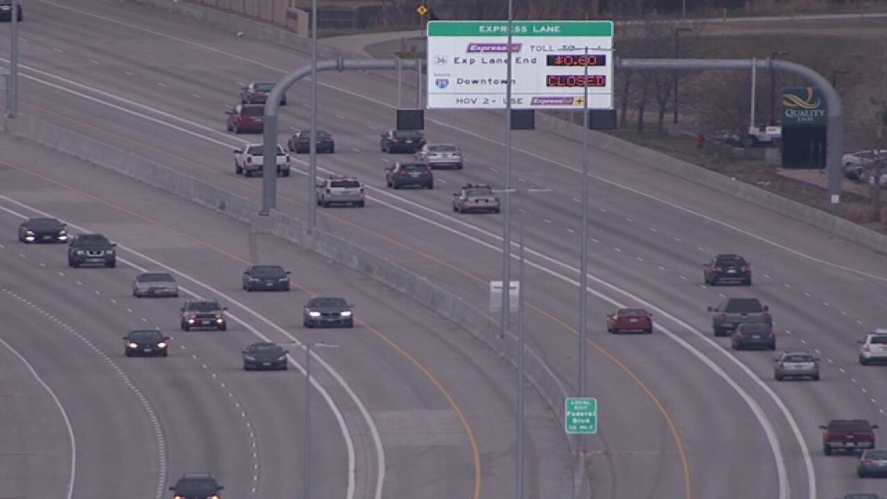 Denver goes to Dallas for road funding fix