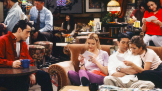 Replica of Central Perk cafe from 'Friends' opens this month