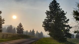 Evacuation, pre-evacuation orders lifted around Lump Gulch Fire