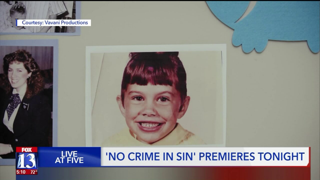 'No Crime in Sin,' which documents a Utah family's struggle with sex abuse, premiers Thursday